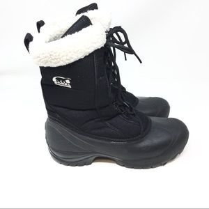 Sorel | Thinsulate Lace Up Snow Boots